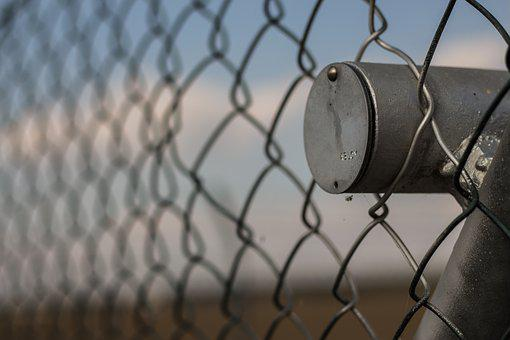 Fence, Metal, Iron, Pipe, Atmosphere, Architecture