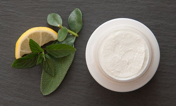 Deo Creme, Mint, Eucalyptus, Lemon, Sage, Skin Care