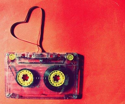 Music, Cassette, Disc