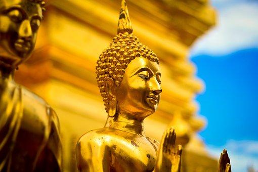 พระ, Buddha, The Rules, Statue, Buddhism, Religion