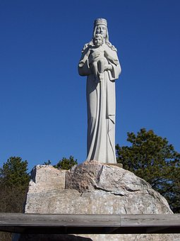 Religion, Statue, Sculpture, God, Temple, Spiritual