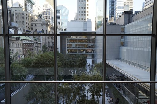 The Museum Of Modern Art, Moma, Nyc, New York City