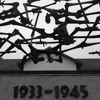 Monument, Concentration Camp, Germany, Dachau, War