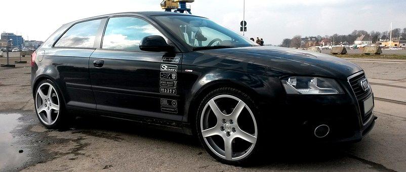 Tuning, Audi, A3, 8 P, Motor, Auto, Automobile, A3 8p