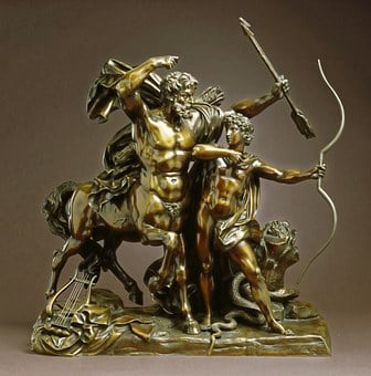 Bronze Sculpture, Bronze, Sculpture, Achilles, History