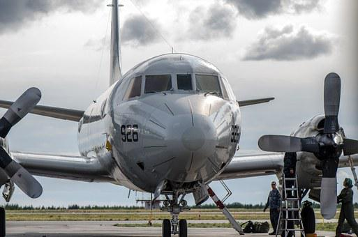 Aircraft, P-3, Orion, Aviation, Airplane