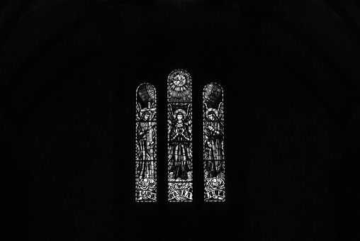Church, Azores, São Miguel, Array, Stained Glass
