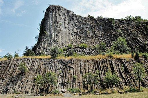 Monoszló, Hegyestű, Organ, Basalt, Extinct, Volcano