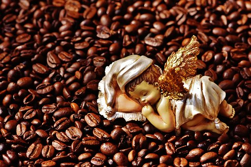 Coffee, Benefit From, Heavenly, Little Angel