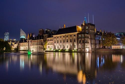 Binnenhof, The Hague, Politics, Parliament, Dutch