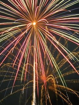 Fireworks, July 4th, Celebration, Independence Day