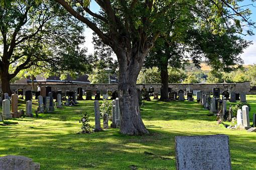 Cemetery, Gravestones, Grave, Graveyard, Tombstone