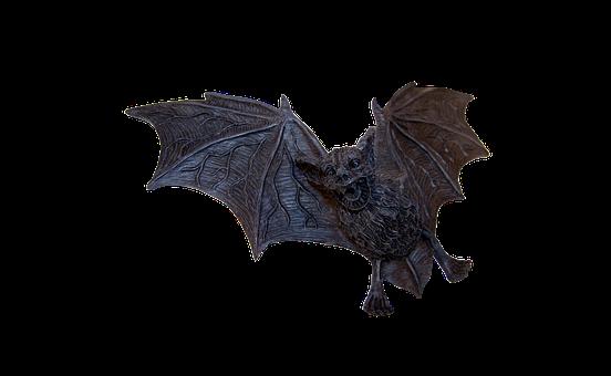 Bat, Vampire, Decoration, Halloween, Flying Dog, Flying