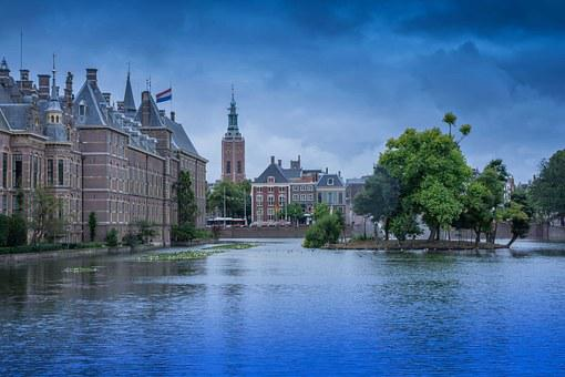 The Hague, Holland, Binnenhof