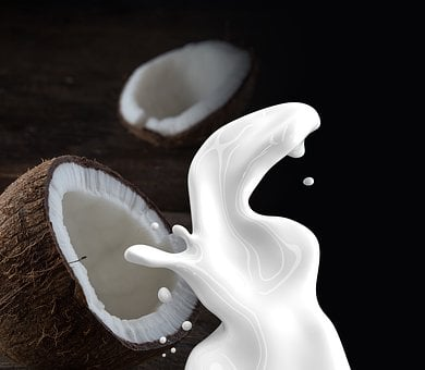Coconut Milk, Milk, Coconut, Non Dairy, Non-diary
