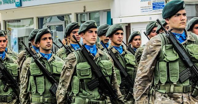 Greek Independence Day, Parade, Military, Soldiers
