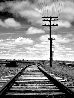 Rail, Rail Track, Track, Railway, Railway Tracks
