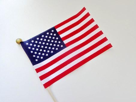 Flag, Usa Flag, Us Flag, Usa, American Flag