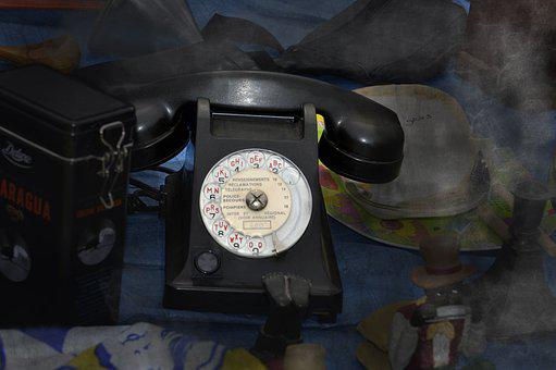 At The Age Of, Technology, Equipment, Antique, Vintage