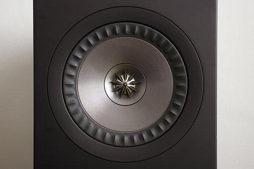 Woofer, Speaker, Sound, Audio, Equipment, Volume