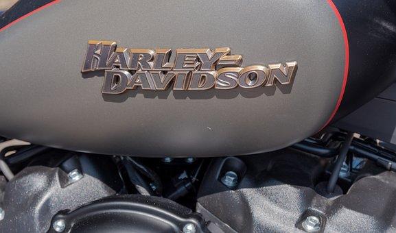 Automobile, Engine, Vehicle, Transport, Chrome, Harley