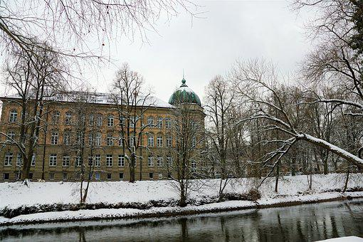 Winter, Snow, Tree, Cold, Architecture, Nature, Old