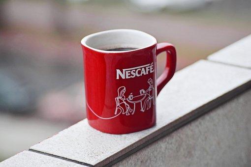 Coffee, Cup, Drink, Dawn, Mug, Table, Tea