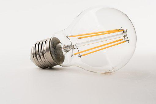 Bulbs, Light Bulb, Lamp, Sparlampe, Energiesparlampe