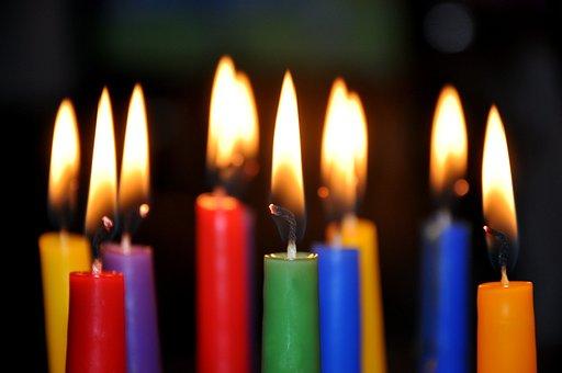 Wax, Flame, Light, Christmas, Candles, Fire