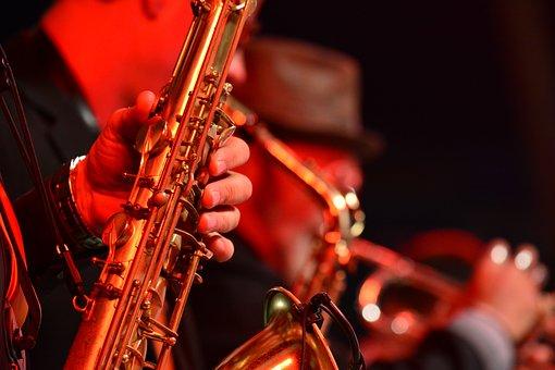 Music, Musician, Instrument, Jazz, Performance, Sax