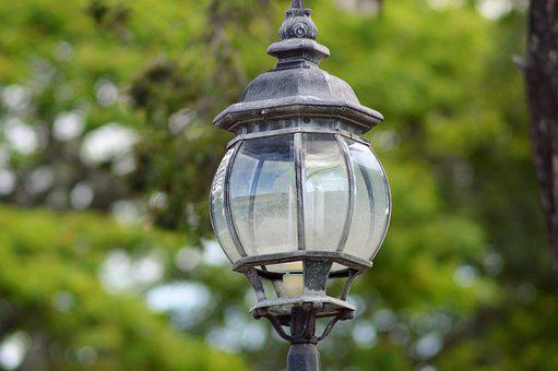 Outdoors, Incandescent Lamp, Nature, Public Lighting