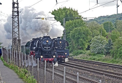 The Steam Spectacle In 2018, Steam Locomotive