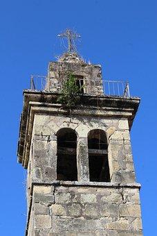 Architecture, Old, Sky, Travel, Stone, Panama