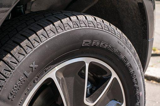 Transport, Pattern, Texture, Wheel, New, Detail, Rubber