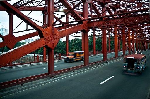 Transportation System, Travel, Architecture, Steel