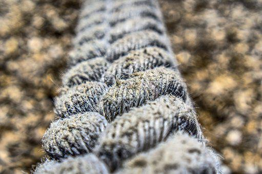 Dew, Rope, Woven, Knitting, Pattern, Background