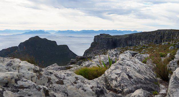 Table Mountain Panoramic, Boland Mountains