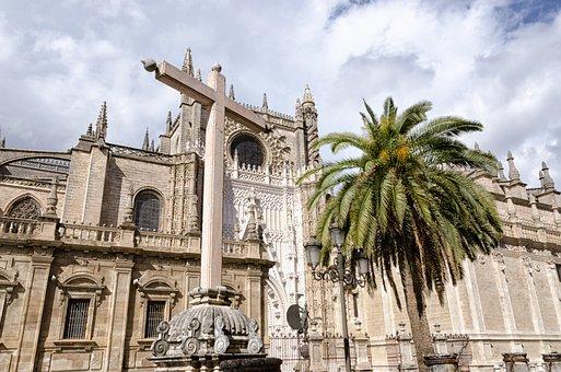 Architecture, Travel, Tourism, City, Old, Building
