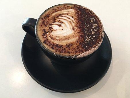 Coffee, Cup, Espresso, Cappuccino, Drink, Caffeine