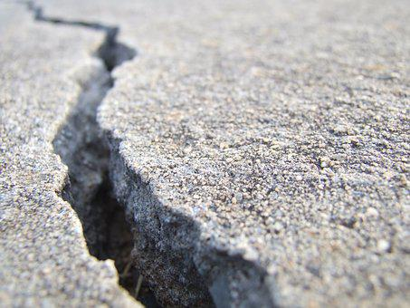 Crack, Concrete, Break, Broken, Cracked, Surface