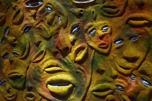 Art, Statue, Sculpture, Face, Culture