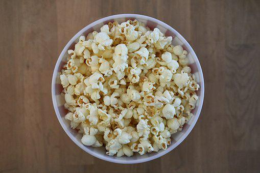 Bowl, Popcorn, Cinema, Tv, Experience, Eat, Knabern