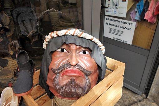 People, Facial Mask, Man, Adult, Arab, Firo De Soller
