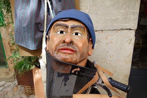 People, Facial Mask, Beheaded, Firo De Soller