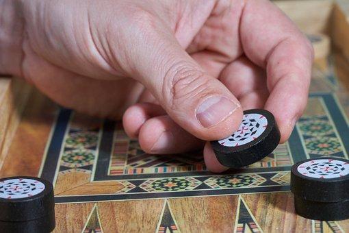 Gambling, Hand, Gamble, Luck, Company, Success
