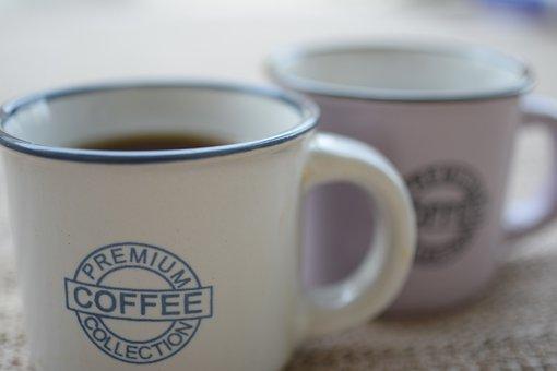 Drink, Coffee, Cup, Dawn, Hot, Espresso, Caffeine