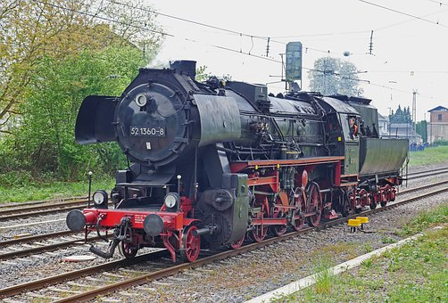Steam Locomotive, Shunting, Implement