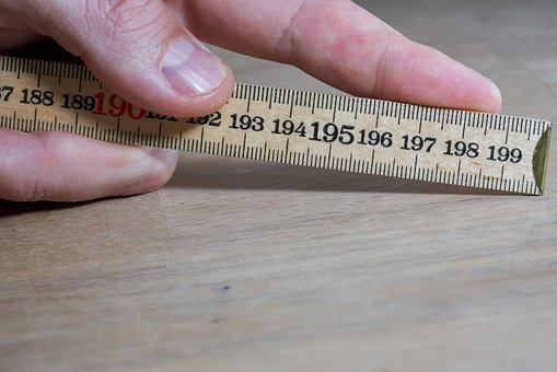 Hand, Measure, Meter, Mass, Centimeters, Tape Measure