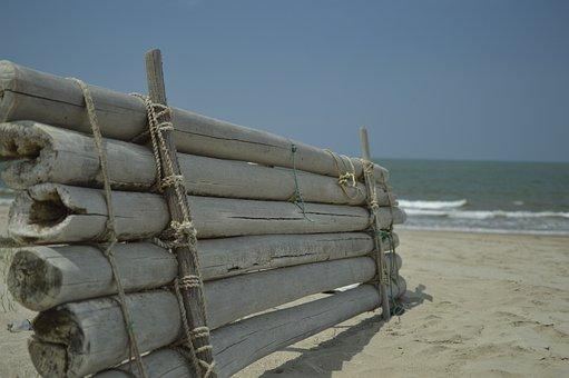 Sea, Sky, Beach, Body Of Water, Nature, Ocean, Costa