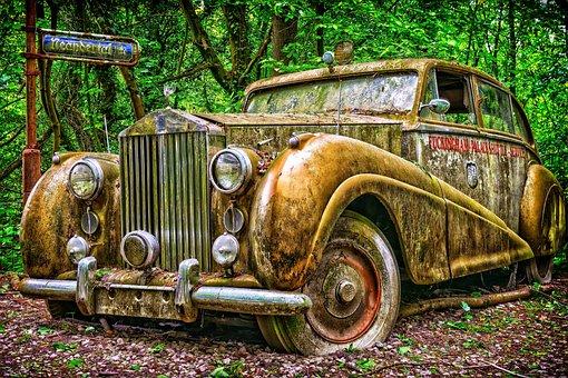 Rolls Royce, Limousine, Luxury, Wealth, Oldtimer, Auto